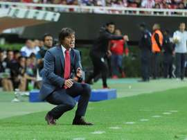 Los Red Bulls castigan a los Earthquakes del argentino Matías Almeyda. EFE