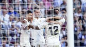 Le Real Madrid y croit. EFE