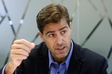 El presidente de la Federación Española de Atletismo, Raúl Chapado. EFE/Archivo