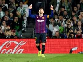 La Liga table and top scorers 2018-2019. EFE