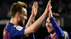 Barcelona will have to focus for what's left in La Liga. EFE