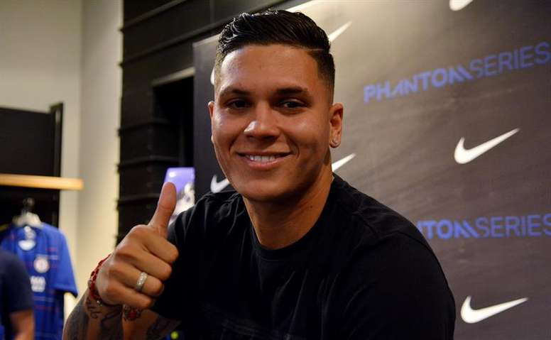 Juan Fernando Quintero reapareció en Copa tras pasar casi siete meses lesionado. EFE/Archivo