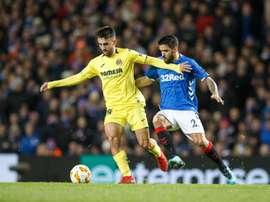 Morlanes se queda: el Villarreal cuenta con él hasta junio. EFE