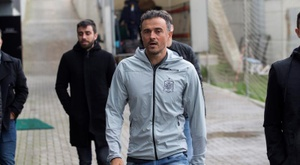Luis Enrique could return. EFE
