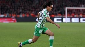 Le Club América veut faire revenir Diego Lainez. EFE/Archive