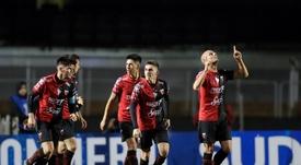 Deportivo Municipal y Colón comienzan la Copa Sudamericana. EFE