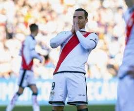 Zidane keen on Raul de Tomas' return. EFE