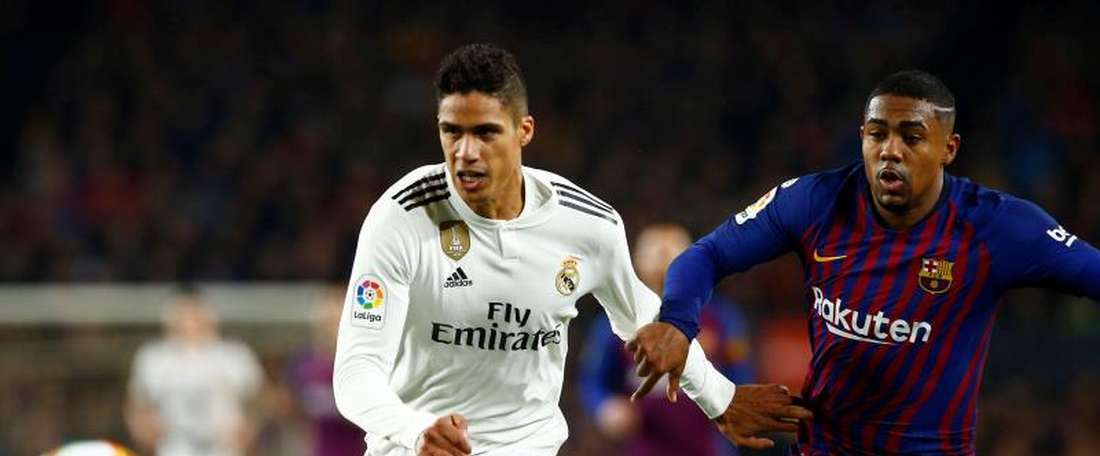 Zidane wants one of 3 players. EFE