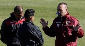 Rondón está cuajando otro buen año en la Premier. EFE
