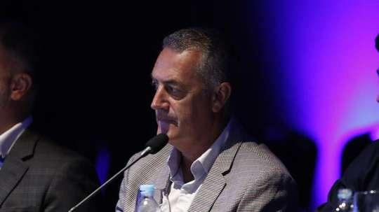 Alfaro propone un listado de jugadores que arrastren sanciones en Libertadores. EFE