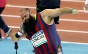 El atleta español Carlos Tobalina. EFE/Archivo