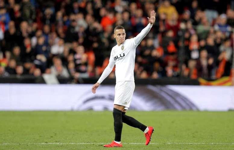 Rodrigo va rejoindre l'Atletico Madrid pour 60 millions d'euros. Goal
