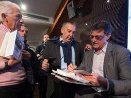 Messi acima de Cristiano e Maradona. EFE
