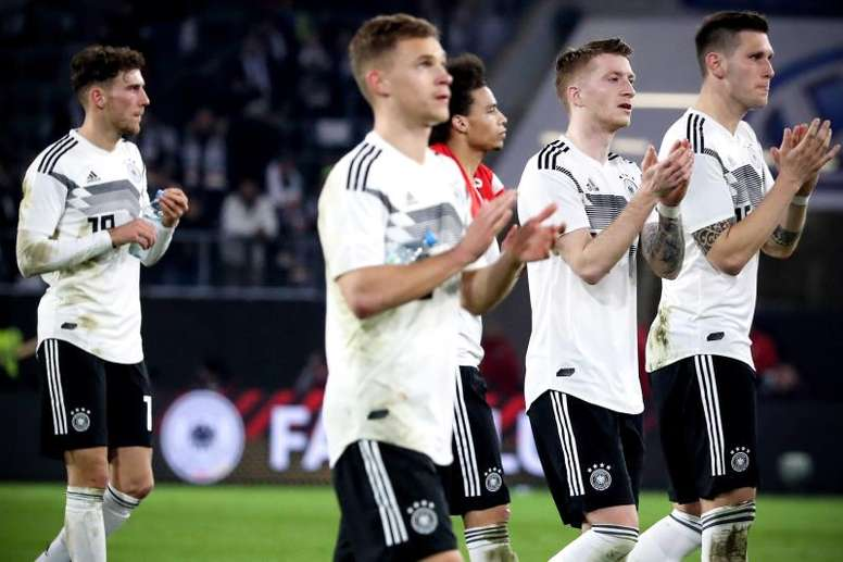 Germany could risk qualifying for EUro 2020- EFE