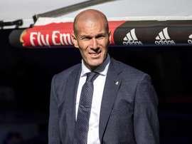 Deschamps certain de voir Zidane devenir sélectionneur des Bleus. EFE