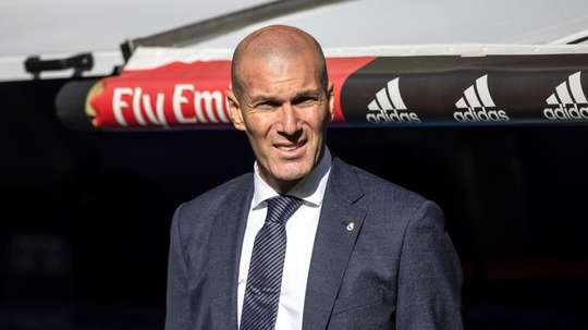 Zidane confessou como foi o seu começo no mundo do futebol. EFE