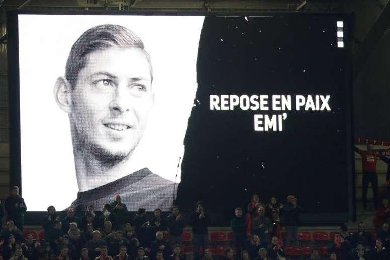 El Nantes homenajeará a Sala un año después de su muerte. EFE/Archivo