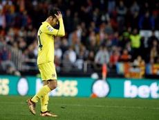 Manu Trigueros avanza en su recuperación. EFE/Archivo