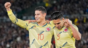 Colombia slumped to defeat against South Korea. EFE
