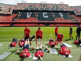 Noruega se enfrentará a España en su debut camino a la Euro 2020. EFE