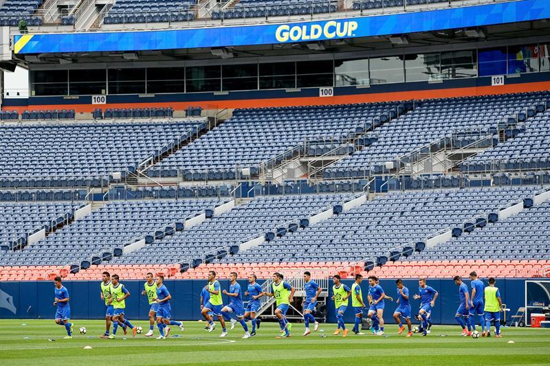CONCACAF se adelanta; clasifica a El Salvador a la Copa Oro