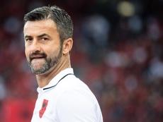 Albania despide a Panucci. EFE/Archivo