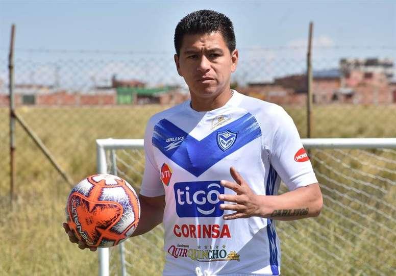 Saucedo, a sus 41 años, quiere renovar con San José. EFE
