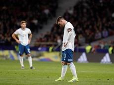 Argentina va de fiasco en fiasco últimamente. EFE