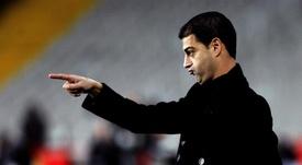 Gerard López podría cerrar su fichaje por el Aris de Salónica. EFE