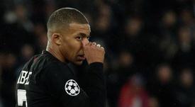 Mbappé le habría dicho a Zidane que forzará su salida. EFE