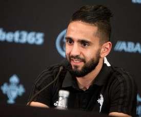 El jugador argelino admitió los problemas. EFE