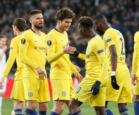Chelsea will close their doors to any potential exits if their transfer ban is upheld. EFE