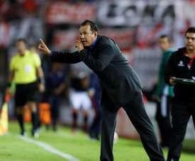 La ilusión de Reynoso, nuevo técnico de Real Garcilaso. EFE