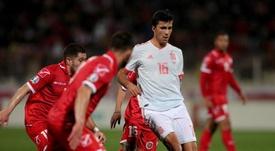 España jugará ante Islas Feroe en Gijón. EFE