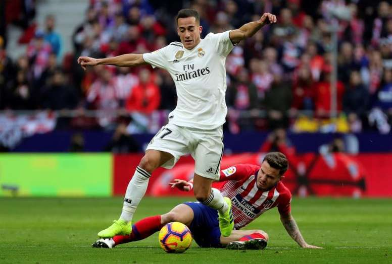 Real Madrid winger Vazquez suffers broken big toe. EFE