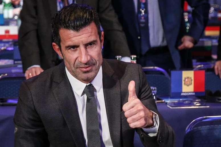 El United habría logrado un derecho de tanteo sobre Luís Gomes. EFE