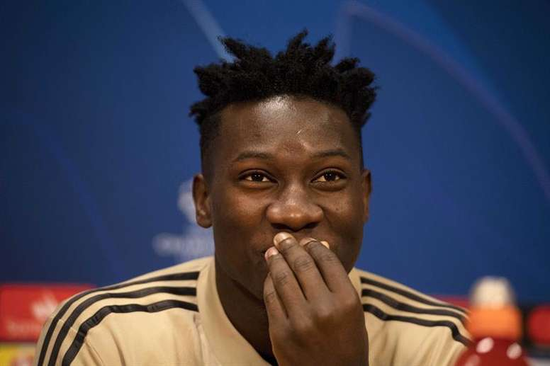 Onana says racsim is part of his daily life. EFE
