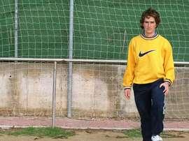 Marta Tejedor cree que en España no se valoró su trabajo. EFE