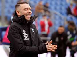 Aspas gave his opinion on possible Madrid summer signings. EFE
