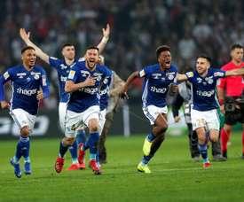 El euro que llevó a un equipo de Quinta a ganar la Copa de la Liga. EFE