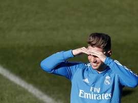 Quid de Luca Zidane ? efe