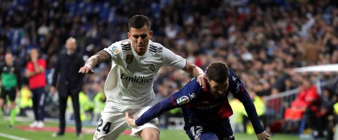 Real Madrid vence o lanterna no sufoco. EFE