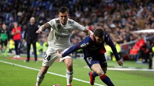 Ceballos dément sa dure réponse à Zidane. EFE
