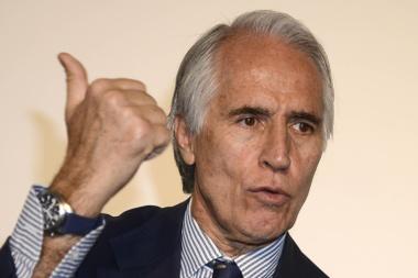 El presidente del Comité Olímpico Italiano (CONI), Giovanni Malagó. EFE/Archivo