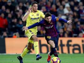 Fornals had too much to say to the officials and has been punished. EFE/Archivo