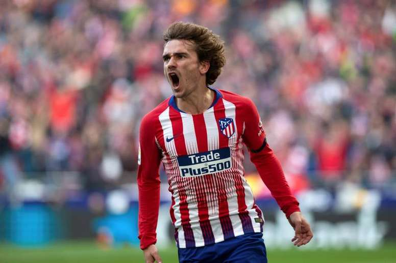 Griezmann, a coveted addition to many squads around Europe. EFE