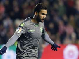 Willian Jose looks set to join Tottenham. EFE