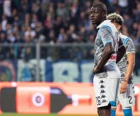 El Nápoles cedió y el título de la Juventus cada vez está más cerca. EFE