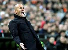 Le Real Madrid 2019-20 est en chemin. EFE