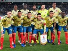 Colombia y Panamá jugarán un amistoso en junio. EFE